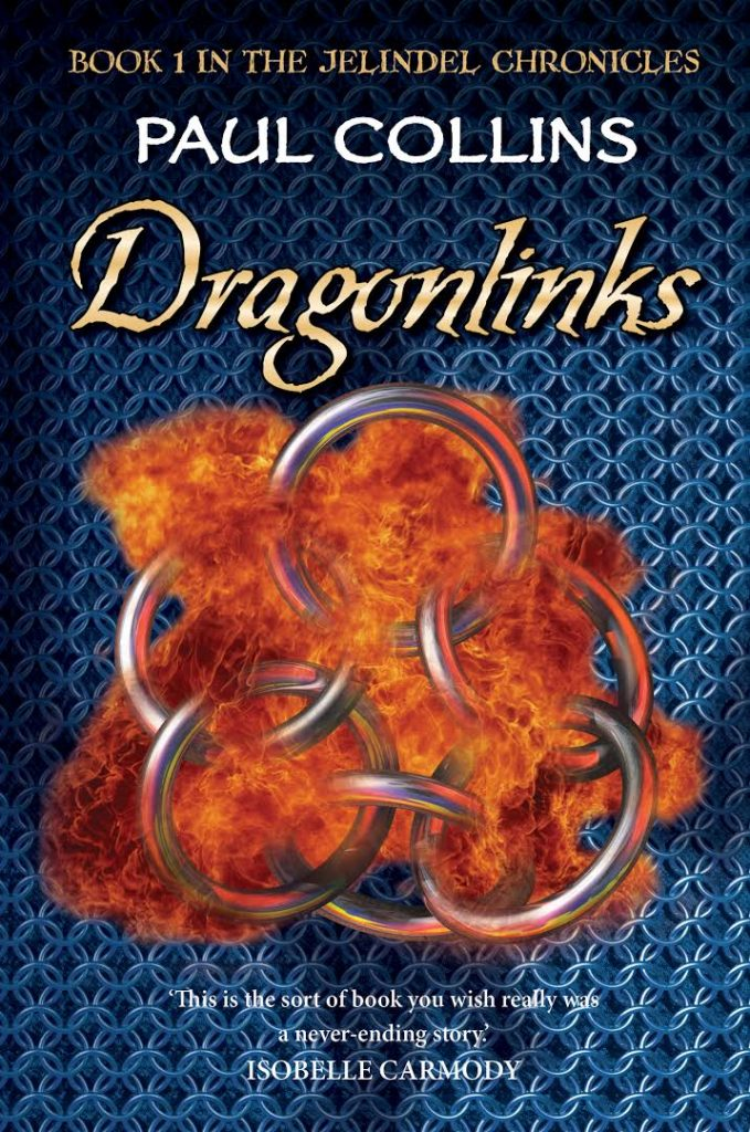 Dragonlnks by Paul Collins